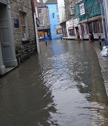 nettoyer apres inondation